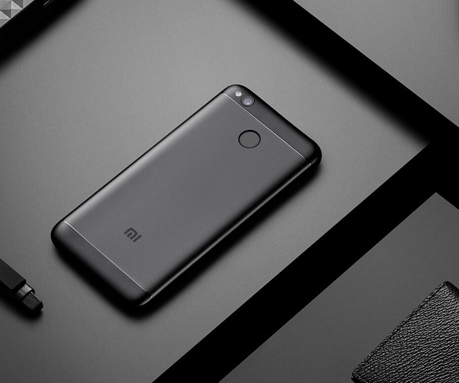 Xiaomi Redmi 4x pro Global 3/32 (Black)