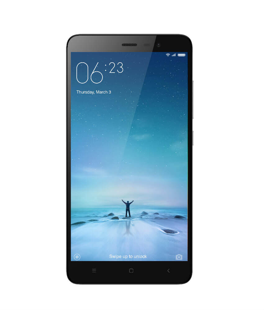 Xiaomi Redmi Note 3 3Gb/32Gb (Серый)