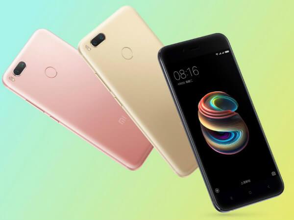 Xiaomi Mi A1 4Gb/64Gb (Black)