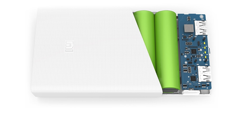 Xiaomi Mi Power Bank v2 20000 mAh