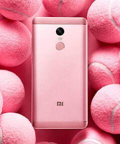 Xiaomi Redmi Note 4X pro 3Gb/32Gb Pink (Розовый)