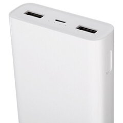 Mi Power Bank v2 20000 mAh