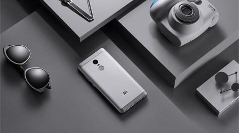 Xiaomi Redmi Note 4X pro 3Gb/32Gb (Серый)