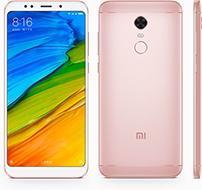 Redmi 5 Plus 3Gb/32Gb Розовый (Pink)