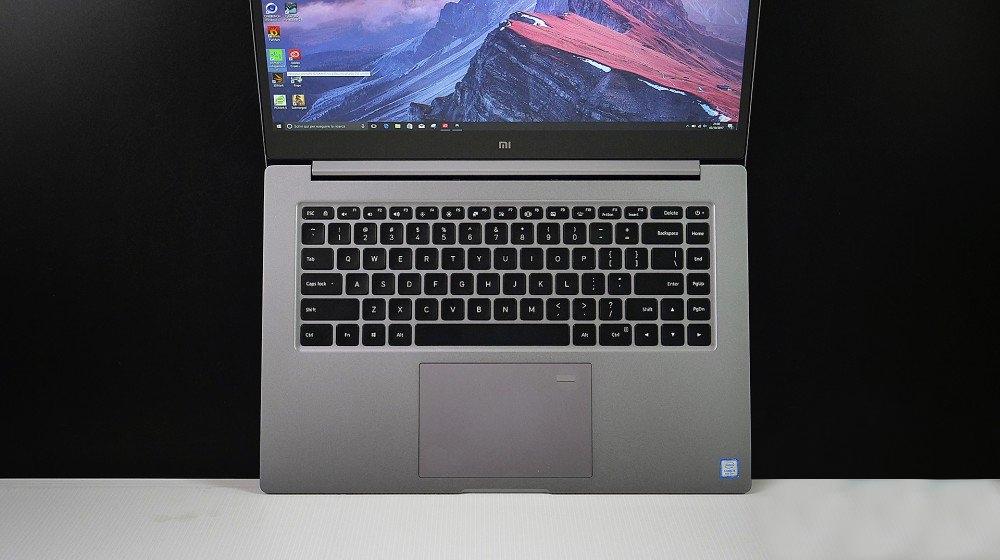 Обзор Xiaomi Mi Notebook Pro
