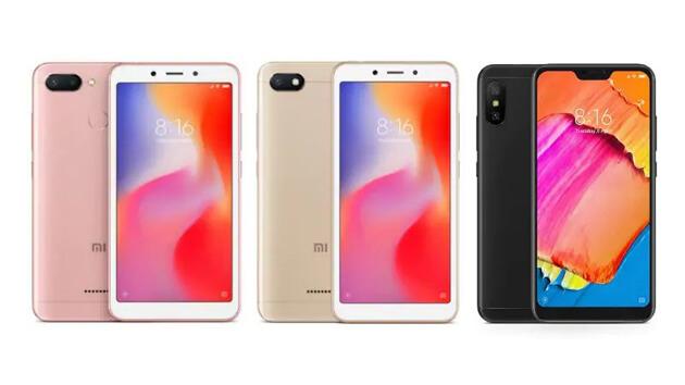 Xiaomi Redmi 6 vs Redmi 6A vs Redmi 6 Pro: вот как 3 Xiaomi телефоны отличаются